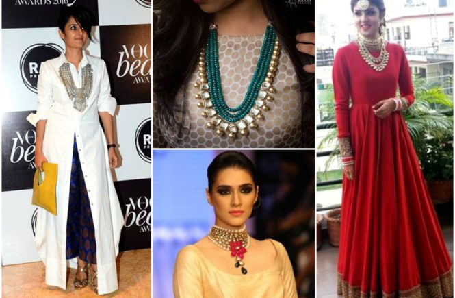 Add on the jewellery to style salwar suit #kundan #Tunic #kurta #desiigner Tunic #kurta