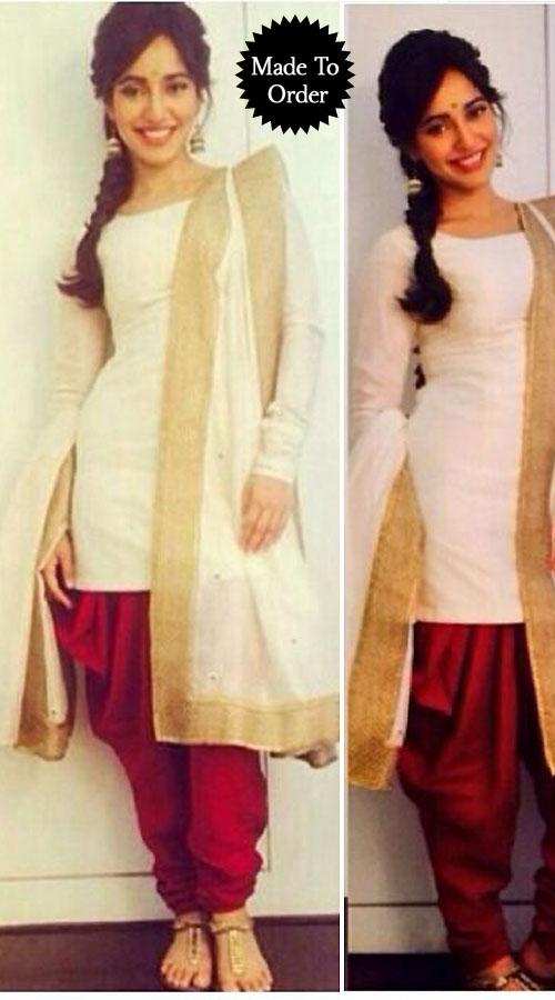 20 Best Celebrity Patiala Suits Designs In 2017 Punjab