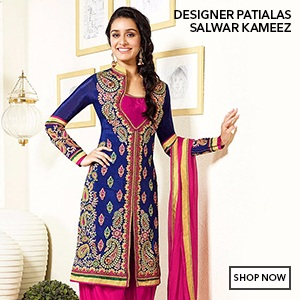 Designer Patiala Salwar Suits