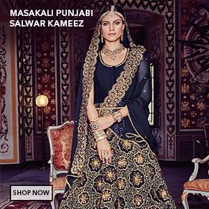 Masakali Punjabi salwar kameez and dresses