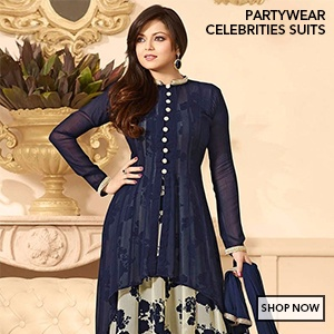Partywear Salwar Suits