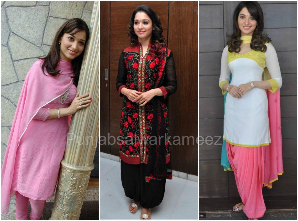 Tamanna Bhatia in Salwar Kameez, South indian actress in salwar kameez, Tamanna Bhatia style,