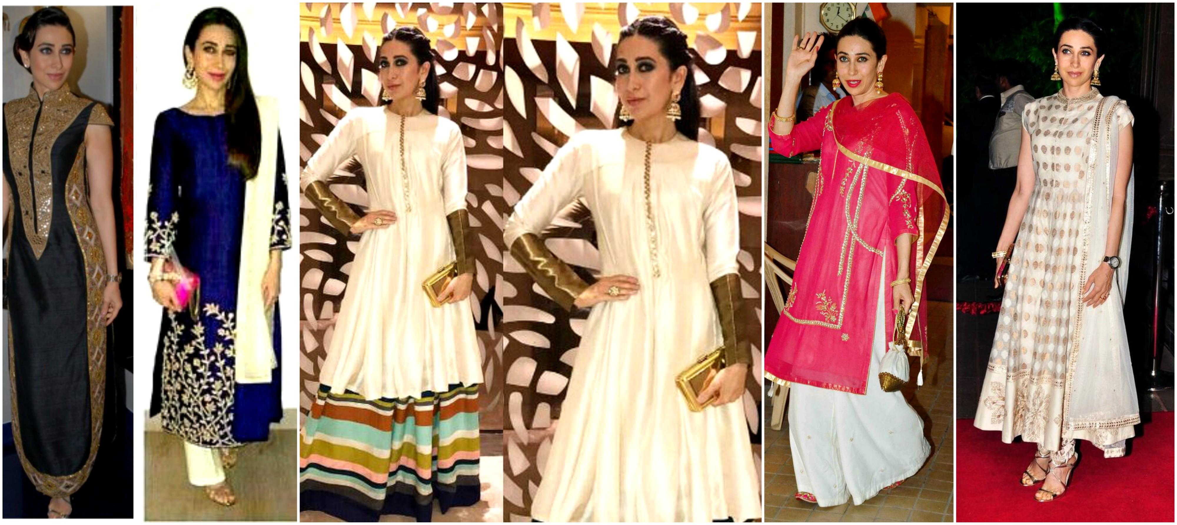 Karishma Kapoor in siljk