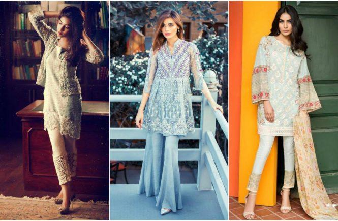 Pakistani designer salwar kameez collection for Eid fetsival, eid fashion dresses, pakistani salwar kameez designs,