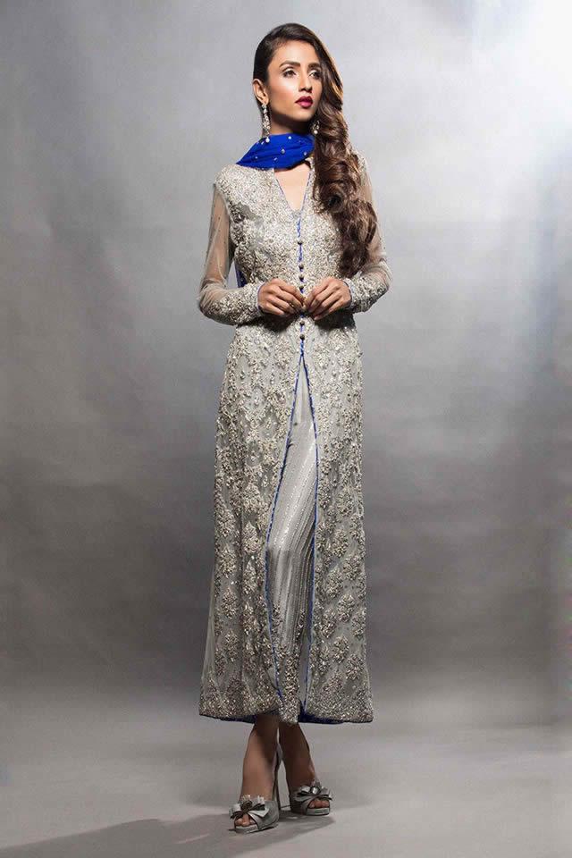 Zainab Chottani Salwar Kameez Collection, Eid Fashion, pakistani designer salwar kameez