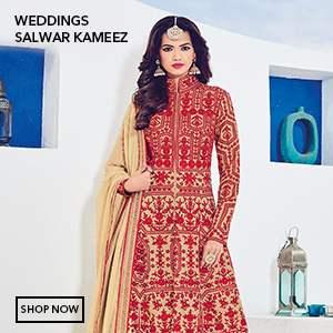 Wedding Salwar Suits