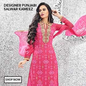 96fdb1cef1 Designer Salwar Kameez: Buy Designer Suits Online, Designer Dresses ...